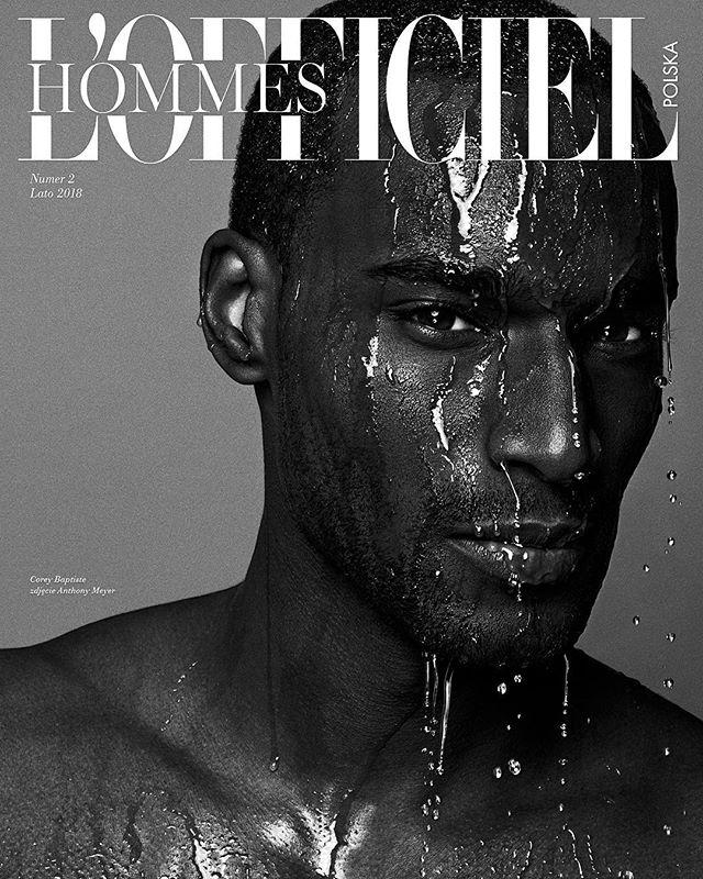 Summer Issue by Anthony Meyer for L'Officiel Hommes Polska #2
