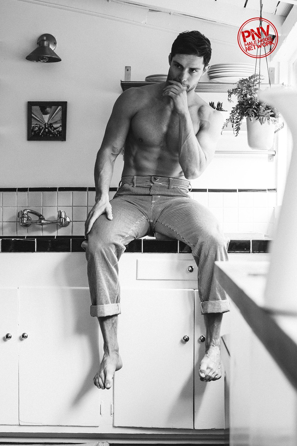 Hot 'n'fit Justin Leonard - Images by Menelik Puryear - PnV Network