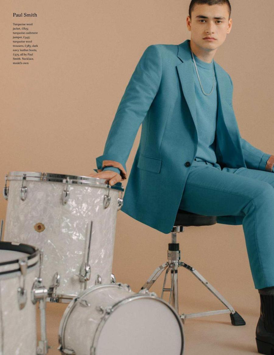 The Rest is Noise - UK Esquire September 2018