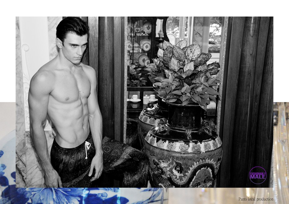 Alex In Bangkok According to Laurent Mac