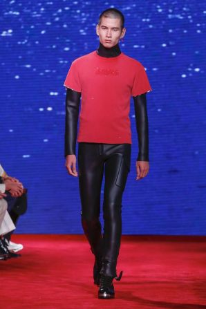 Calvin Klein 205W39NYC Men & Women Spring Summer 2019 New York12