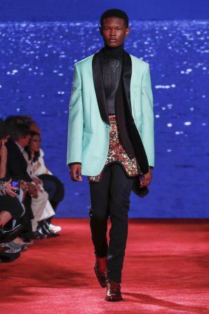 Calvin Klein 205W39NYC Men & Women Spring Summer 2019 New York16