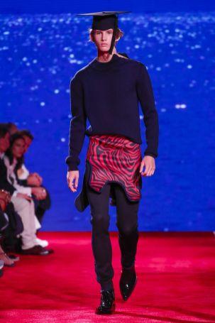 Calvin Klein 205W39NYC Men & Women Spring Summer 2019 New York18