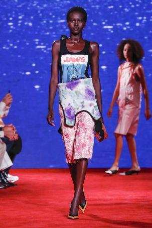 Calvin Klein 205W39NYC Men & Women Spring Summer 2019 New York25