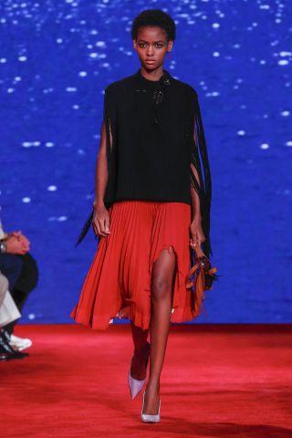 Calvin Klein 205W39NYC Men & Women Spring Summer 2019 New York32