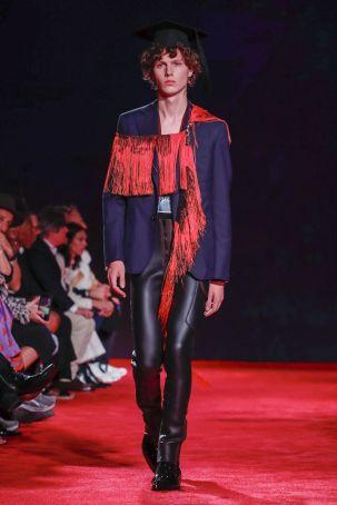 Calvin Klein 205W39NYC Men & Women Spring Summer 2019 New York43