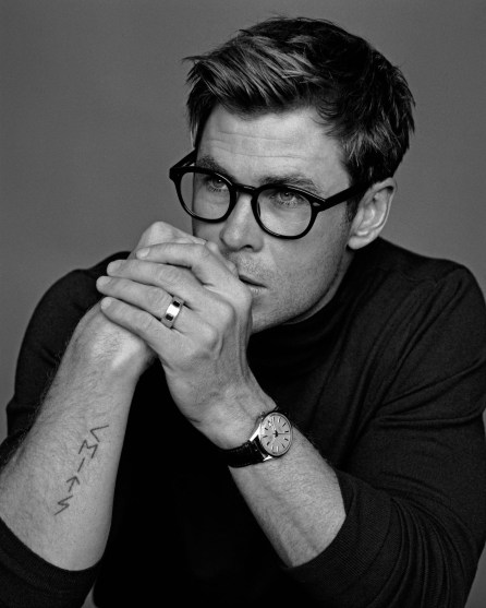 Actor Chris Hemsworth for GQ US September 2018
