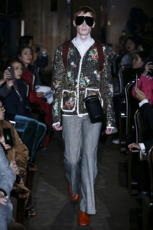 Gucci Ready To Wear Spring:Summer 2019 Paris25
