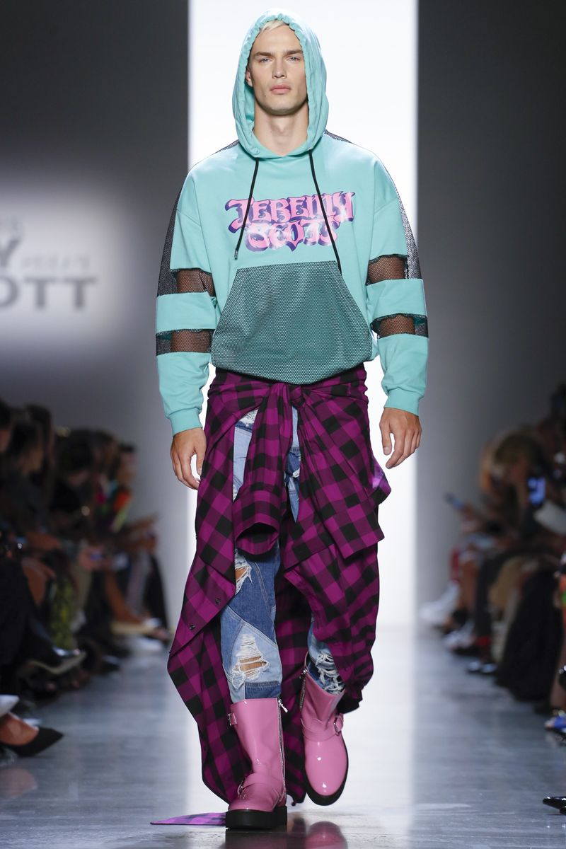 Jeremy Scott Ready To Wear Spring/Summer 2019 New York
