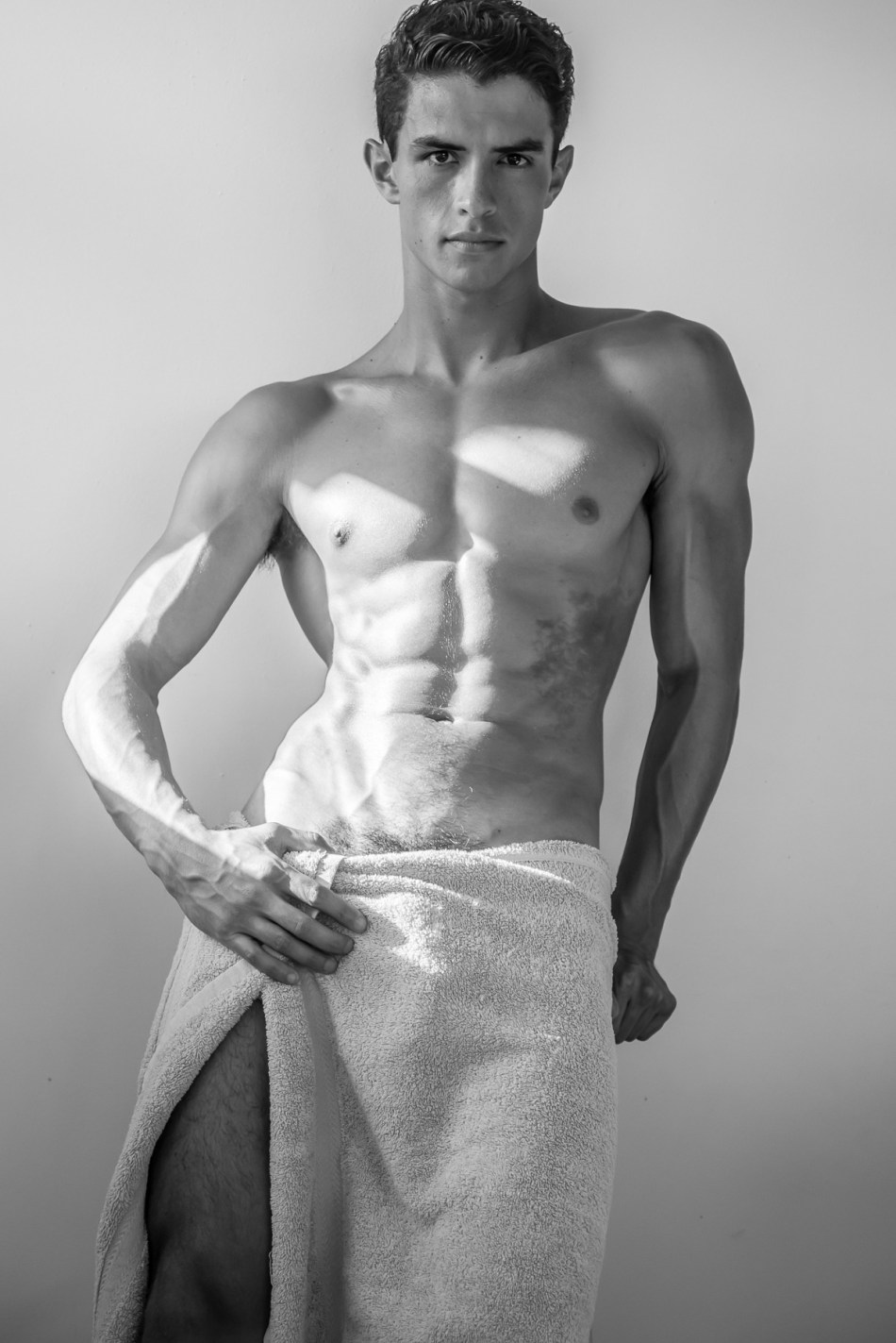 Discovering Model Nick Canto Thanks to Scott Teitler
