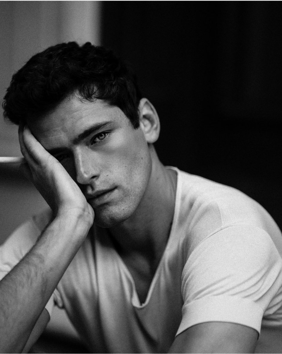 September Rains With Sean O'Pry by Kat Irlin