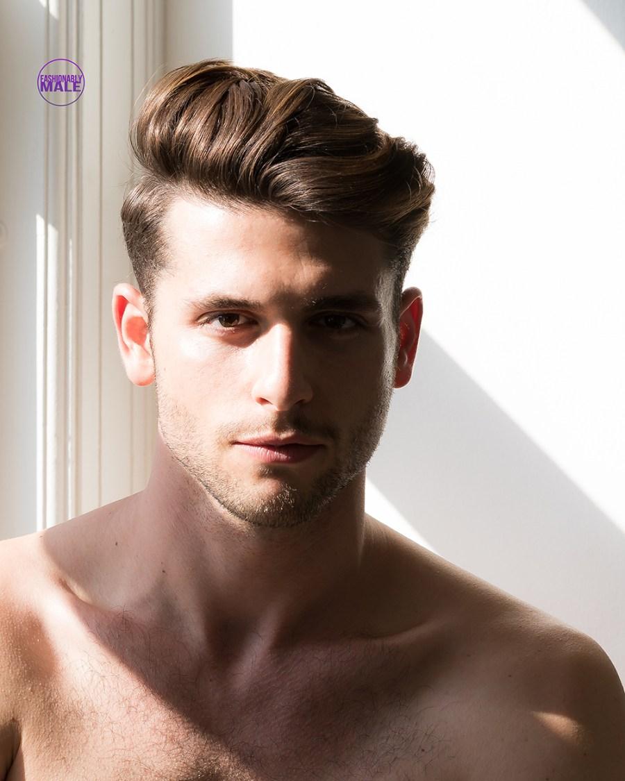 Meet Talented Zachary Zaret in pics by Ben Veronis