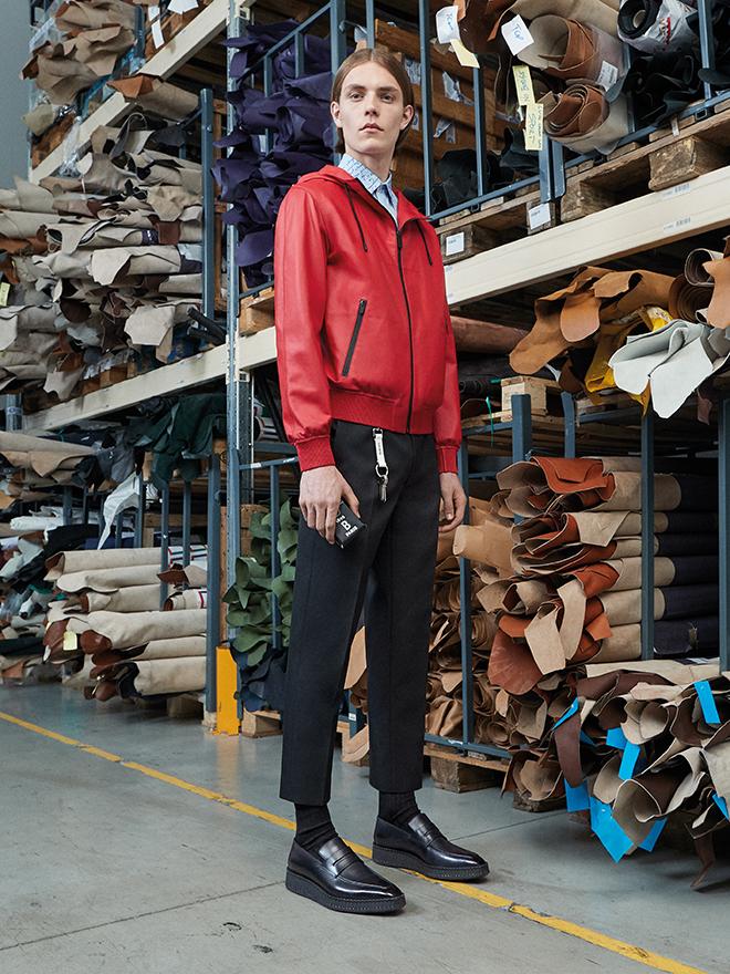 Berluti exposed first looks from Kris Van Assche for Spring 2019