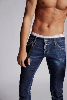 Blu Cadet Regular Clement Jeans