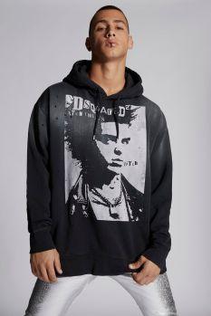 Dean Vicious Hooded Sweatshirt