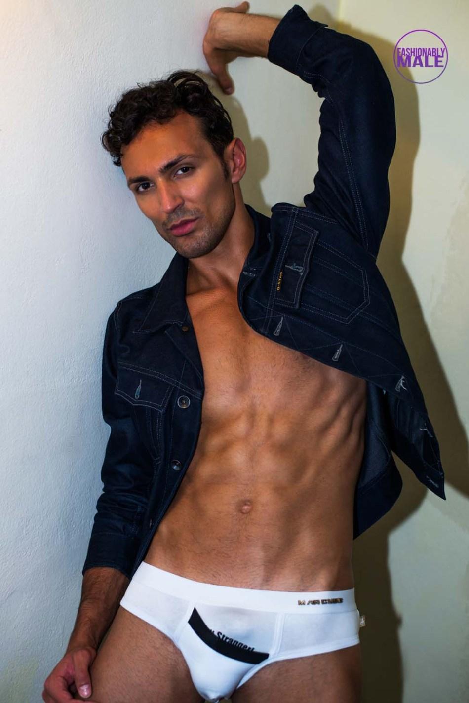 Ballet Dancer Gabriel Stoyanov is captured by Ivan Sanchez