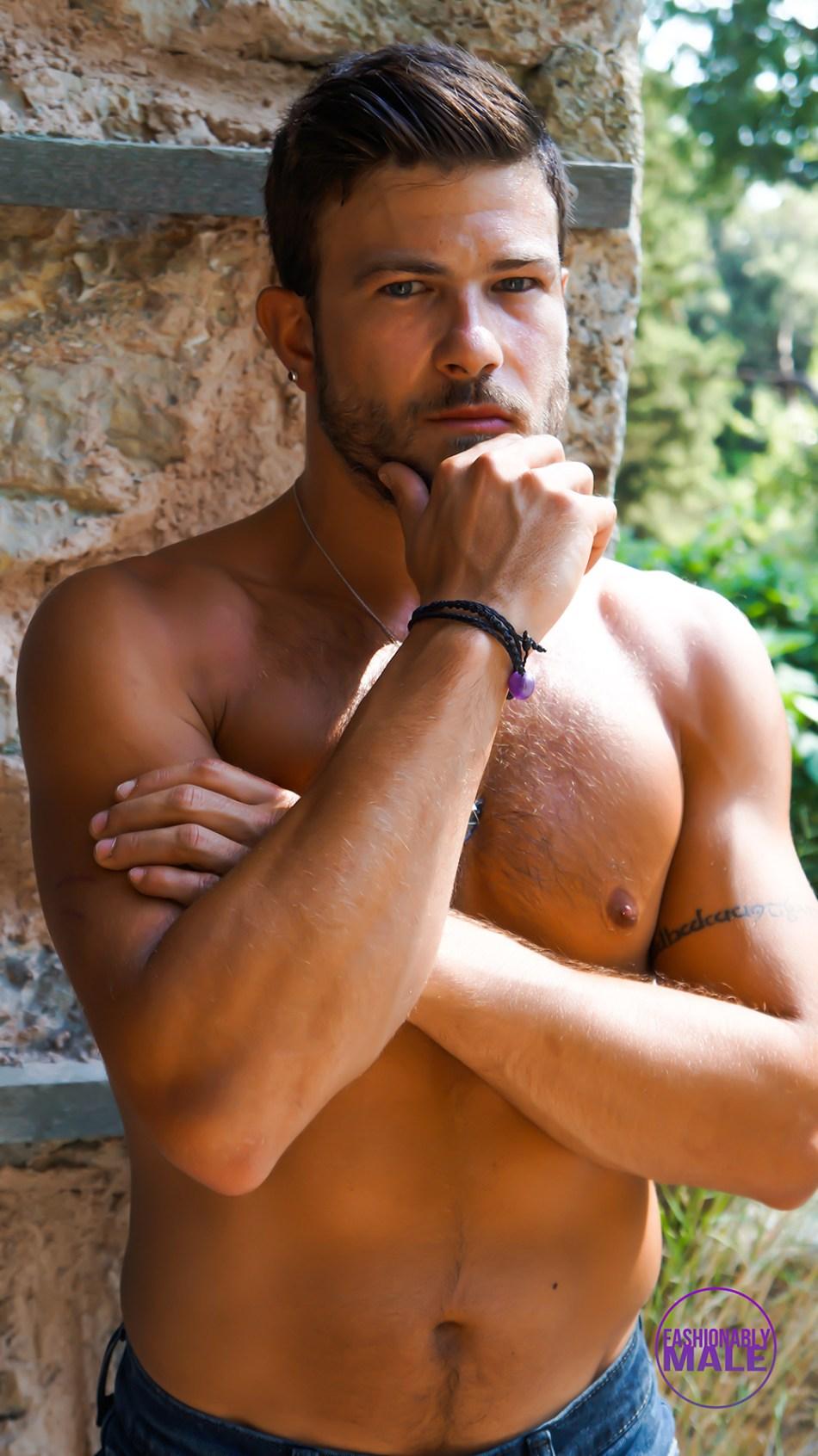 He's Your Man! Meet George Tsak by Raftopoulos Argiris Part II