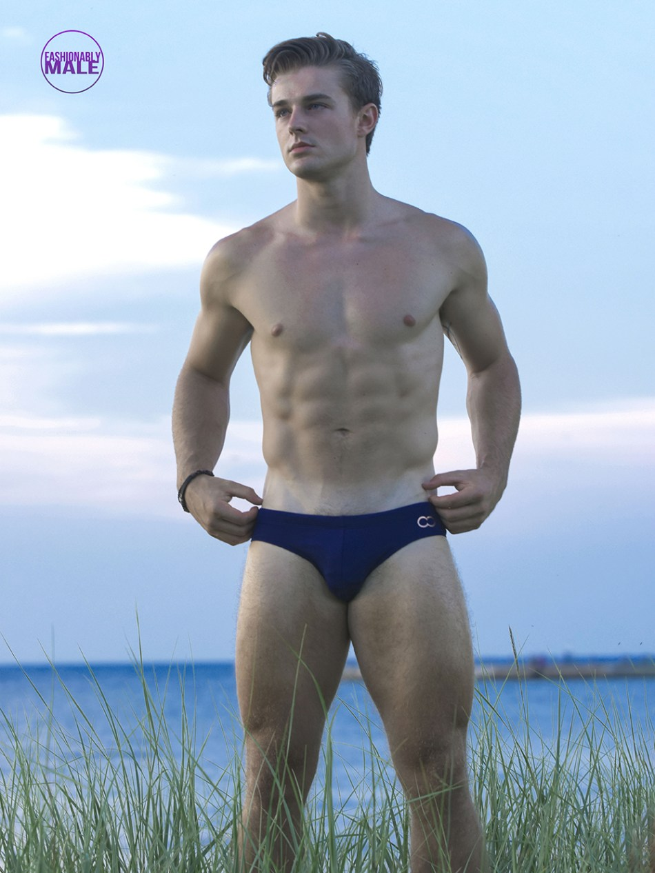 Joem Bayawa presents Stunning Virginia Model: Hayden Moore
