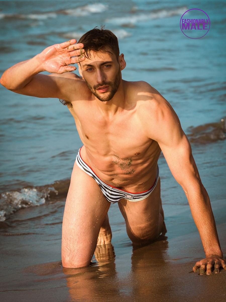 """I never saw myself as a Model"" - Joem Bayawa presents Marty Riva"