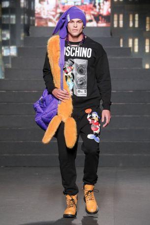 Moschino [tv] x H&M Fall Winter 2018 New York25