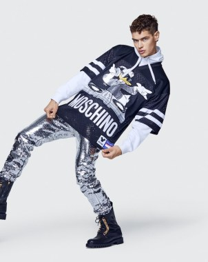 Moschino x H&M Lookbook14