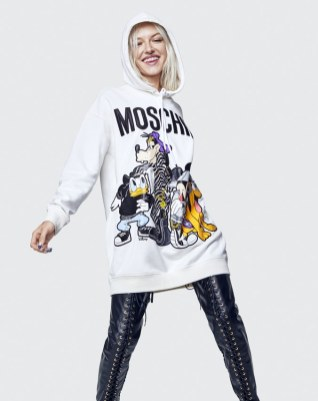 Moschino x H&M Lookbook30