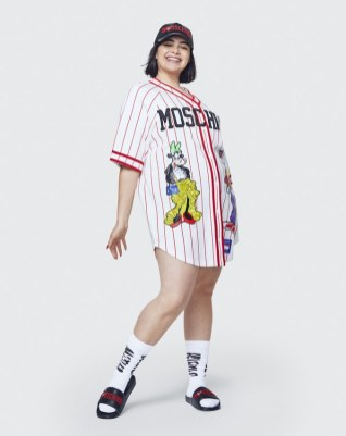 Moschino x H&M Lookbook43