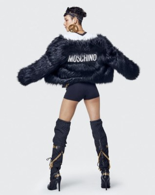 Moschino x H&M Lookbook45