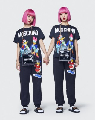 Moschino x H&M Lookbook48