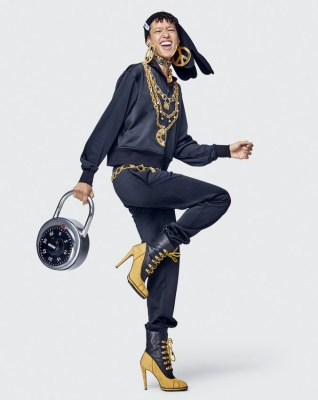 Moschino x H&M Lookbook52