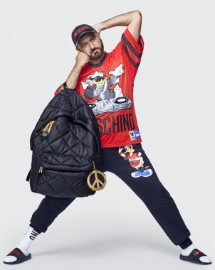 Moschino x H&M Lookbook8