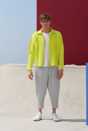Homme Plissé Issey Miyake Menswear Spring Summer 201914