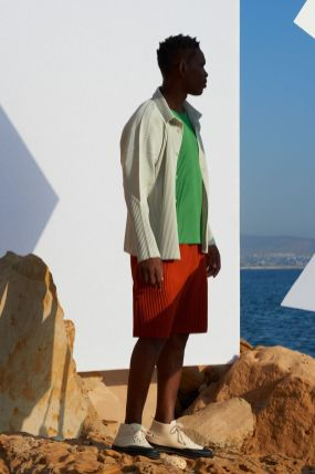Homme Plissé Issey Miyake Menswear Spring Summer 201919