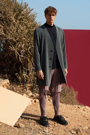 Homme Plissé Issey Miyake Menswear Spring Summer 20192
