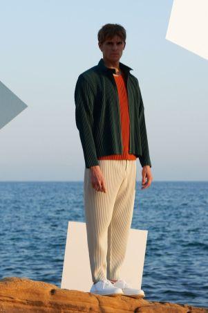 Homme Plissé Issey Miyake Menswear Spring Summer 201920