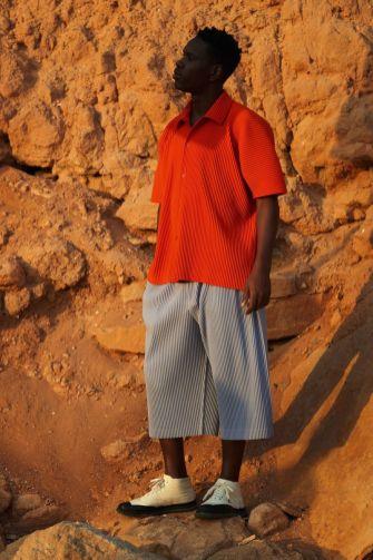 Homme Plissé Issey Miyake Menswear Spring Summer 201924