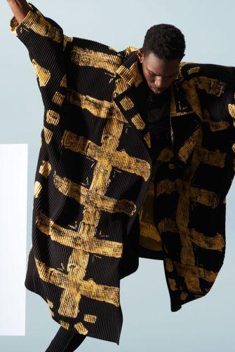 Homme Plissé Issey Miyake Menswear Spring Summer 201929