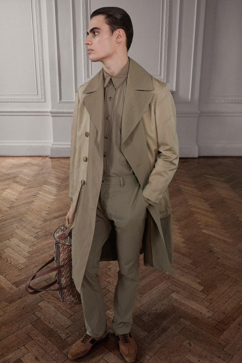 The Burberry Autumn/Winter 2019 Pre-Collection