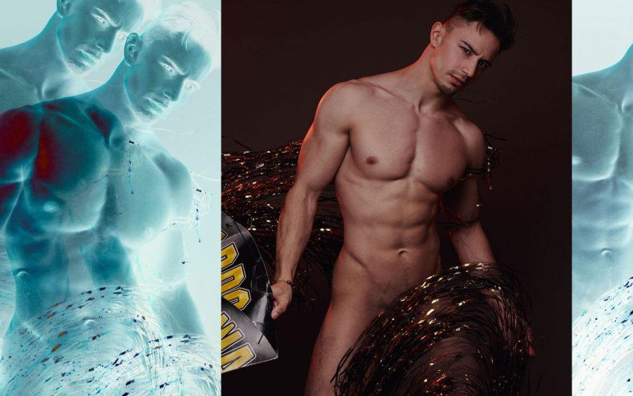 Alex Sokolov is welcoming New Year 2019 in shots by Serge Lee