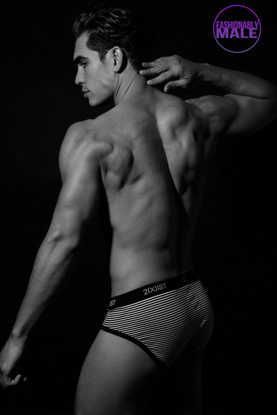 Felipe Villagrana by Afif Kattan for Fashionably Male3