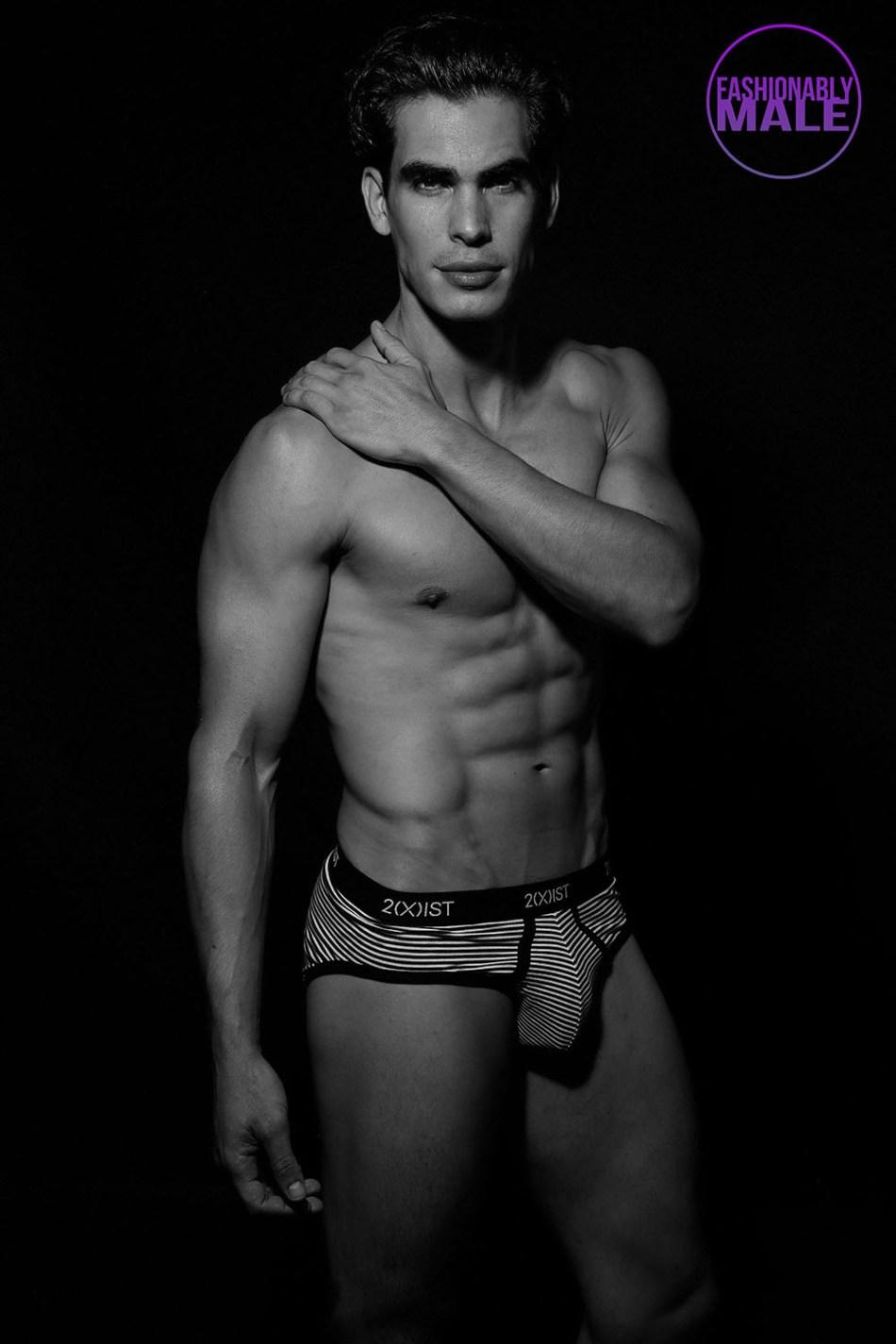 Felipe Villagrana by Afif Kattan for Fashionably Male5