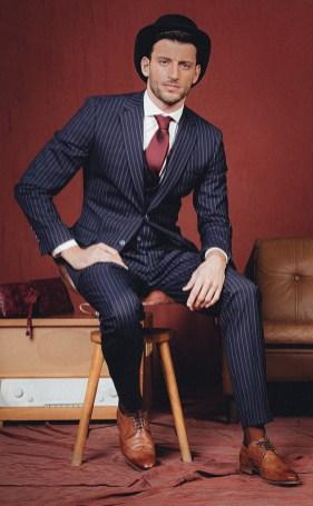Kevin Sampaio for BBraune FallWinter 2018 Campaign10