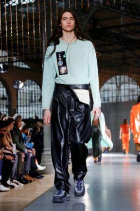 Acne Studios Menswear Fall Winter 2019 Paris12