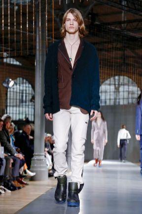 Acne Studios Menswear Fall Winter 2019 Paris25