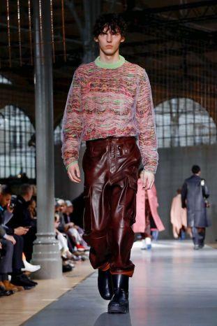 Acne Studios Menswear Fall Winter 2019 Paris36