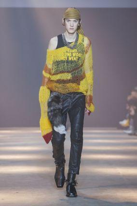 Ann Demeulemeester Menswear Fall Winter 2019 Paris15