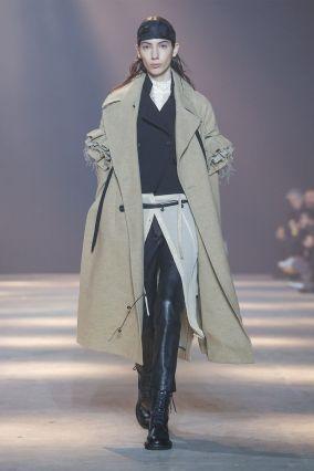Ann Demeulemeester Menswear Fall Winter 2019 Paris2