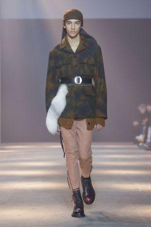 Ann Demeulemeester Menswear Fall Winter 2019 Paris20