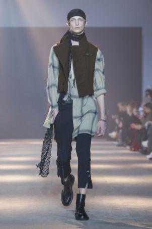 Ann Demeulemeester Menswear Fall Winter 2019 Paris26