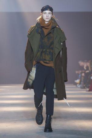 Ann Demeulemeester Menswear Fall Winter 2019 Paris32